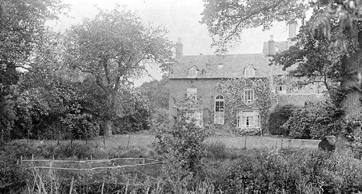 Barcheston manor house image